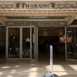Un tour au Casino Pharaon